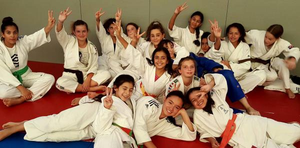 club judo a montpellier