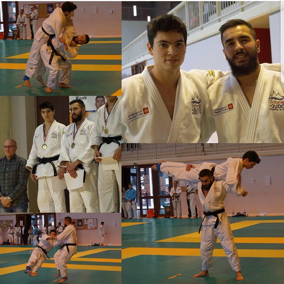 Calendrier Judo Occitanie.Montpellier Judo Olympic