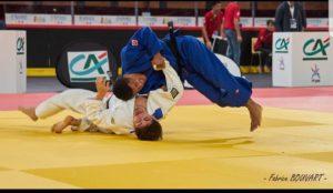 france 1ere div montpellier judo olympic