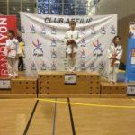 Loane Montpellier judo Olympic tournoi à Lyon