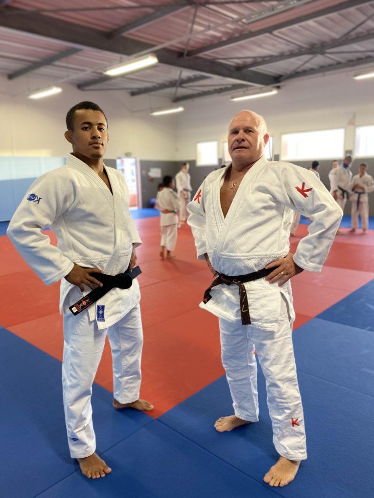 Leader sport Montpellier judo OLYMPIC